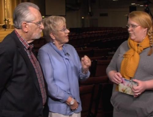 """""""Arken, där Guds härlighet bor"""" del 1 på Kanal 10"""